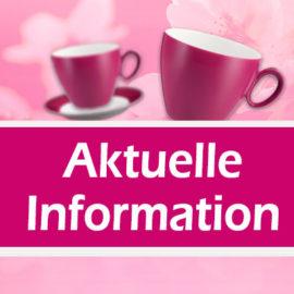 Aktuelle Information