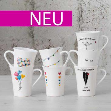 My Mug- Becherkollektion von Hutschenreuther